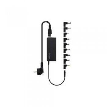 Cargador para portátil Belkin Universal Laptop 90 W negro