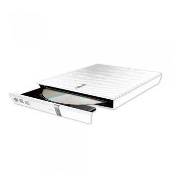 Grabadora DVD Asus SDRW-08D2S-U LITE Blanco