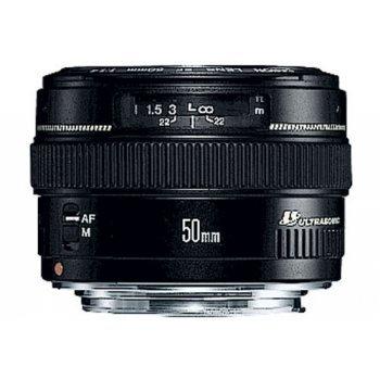 Objetivo Canon 50 mm f1.4 EF USM