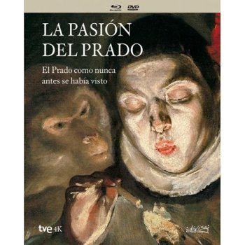 La pasión del Prado (Formato Blu-Ray) + DVD