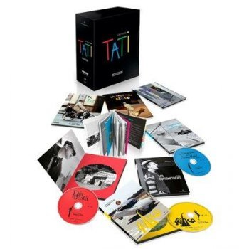 Pack Jacques Tati. Integral (Blu-Ray)
