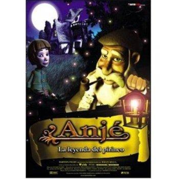 Anje, la leyenda del Pirineo