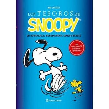 Tesoros de snoopy, los