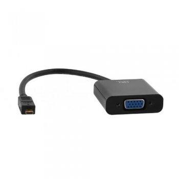 TnB Micro HDMI- VGA Cable adaptador