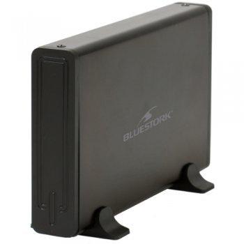 Bluestork carcasa para discos duro sATA & IDE de 3,5