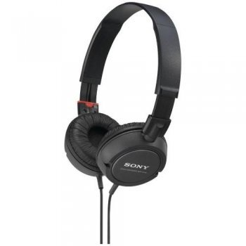 Auriculares Sony MDR-ZX110 Negro