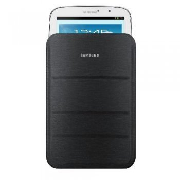 Samsung Funda pouch color gris para Galaxy Note 8