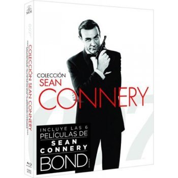 Bond. Sean Connery Collection (Blu-Ray)