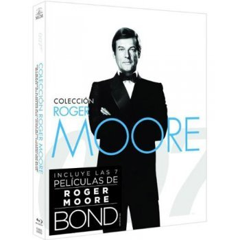 Bond. Roger Moore Collection (Blu-ray)
