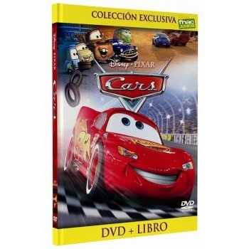 Cars + Libro - Exclusiva Fnac