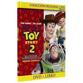 Toy Story 2 (Edición especial) + Libro - Exclusiva Fnac