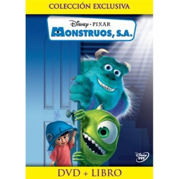 Monstruos S.A. + Libro - Exclusiva Fnac