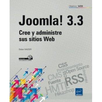 Joomla! 3.3 - Cree y administre sus sitios Web