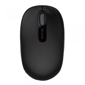 Ratón inalámbrico Microsoft 1850 Negro
