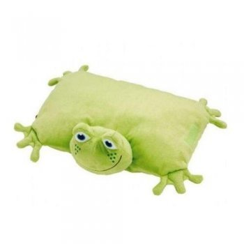 Go Travel Almohada Kids Frogy