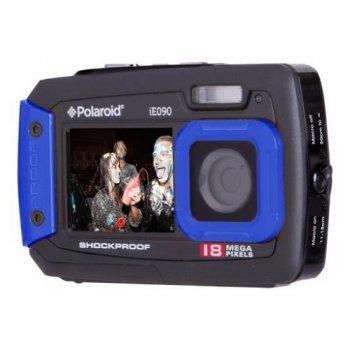 Cámara compacta digital Polaroid IE090 Azul