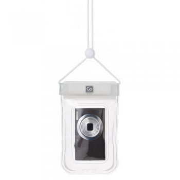 Bolsa impermeable GoTravel para cámara compacta