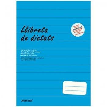 Additio-libreta dictados primaria c