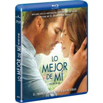Lo mejor de mí (Formato Blu-Ray)
