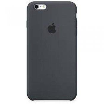 Apple iPhone 6s Plus Silicone Case Funda gris