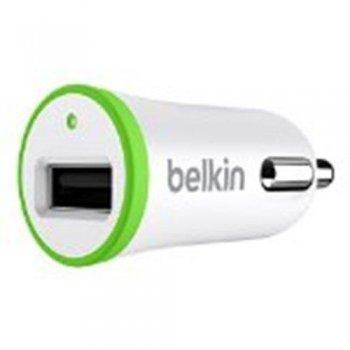 Belkin F8J014btWHT - Cargador de móvil para el coche