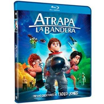 Atrapa la bandera (Formato Blu-ray)