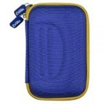 Funda E-Vitta Shock Cover Azul para disco duro portátil 2,5