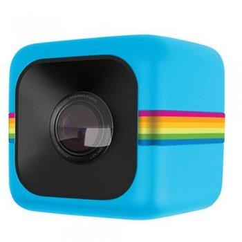 Videocámara Sport Polaroid Cube + Azul Kit