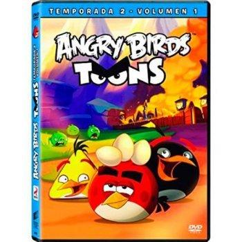 Angry Birds: Toons (Temporada 2, volumen 1)