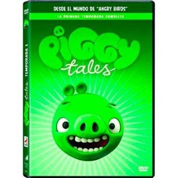 Angry Birds: Piggy Tales (Temporada 1) - DVD