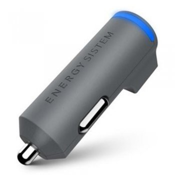 Cargador de coche Energy Sistem Dual USB 3.1 A