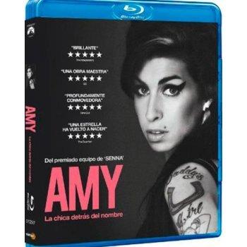 Amy (La chica detrás del nombre) (Blu-Ray)