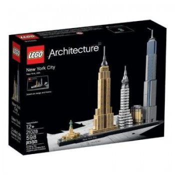 LEGO Architecture Nueva York