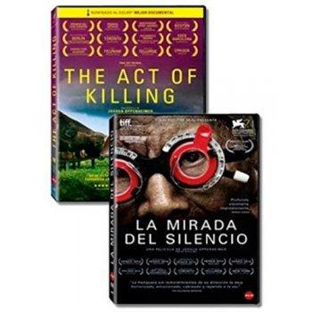 DVD-PACK THE ACT OF KILLING+MIRADA