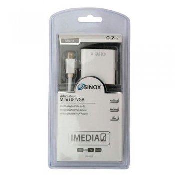 Cable Sinox mini Display Port - VGA