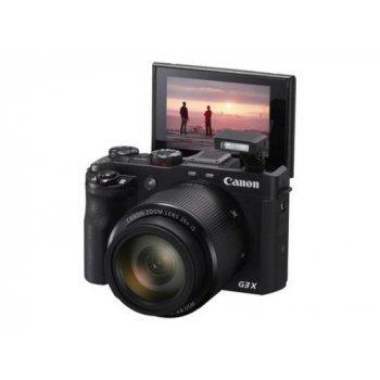 Cámara compacta Canon PowerShot G3 X WIFI negra