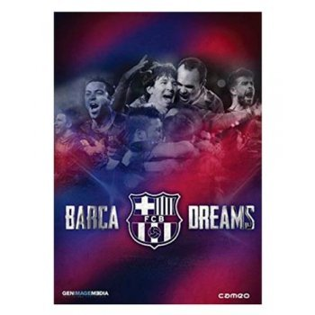 DVD-BARCA DREAMS