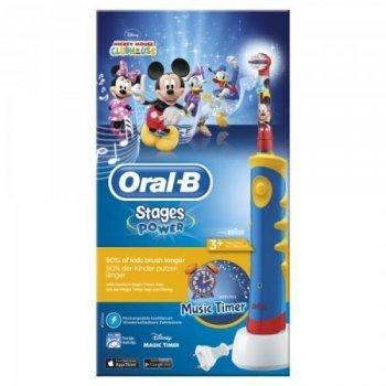 Cepillo Oral-B Kids Power Mickey Mouse