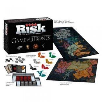 Risk Game of Thrones Edicion Deluxe