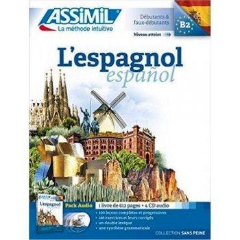 Español sin esfuerzo ele l+cd-fr