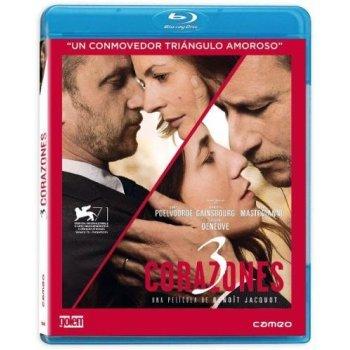 3 corazones (Formato Blu-Ray)