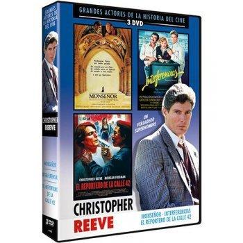 DVD-PACK CHRISTOPHER REEVE (3) GRAN