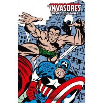 Invasores 2, los-marvel limited edi