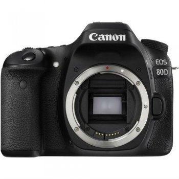 Cámara Réflex Canon EOS 80D Body