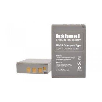 Hähnel HL-S5  Batería Li-Ion para Olympus compatible BLS-5