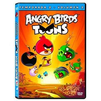 Angry Birds (Temporada 2, vol. 2) - DVD