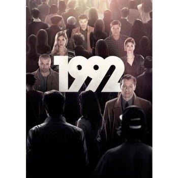 1992 (Temporada 1 Formato Blu-ray)
