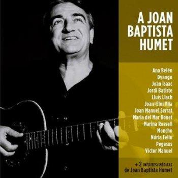 A Joan Bautista Humet