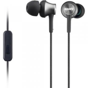 Auriculares Sony MDR-EX450APH Negro