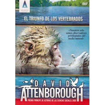 DVD-EL TRIUNFO DE LOS VERTEBRADOS